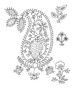 орнамент: индия