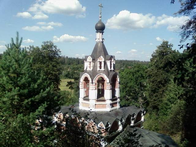 Окресности Звенигорода