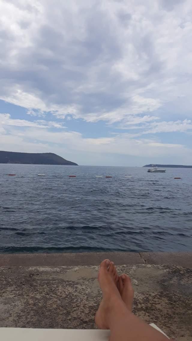 Послегрозовое море