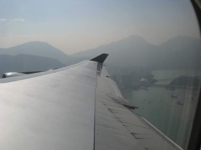 А это Tung Chung и канатка к Сидячему Будде и Lantau Peak - тоже в следующий раз %-)))