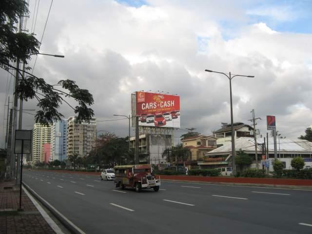 Знаменитые филиппинские переделанные джипы-маршрутки Dyipni (Джипни)