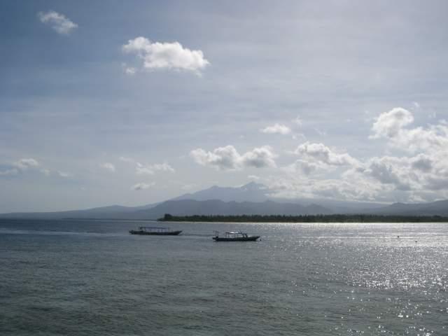 Кальдера Ринджани на Ломбоке