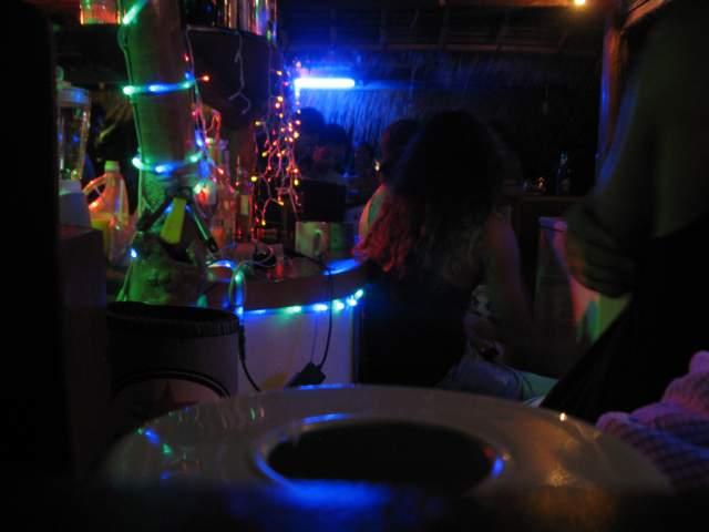 Вечеринка в Лаки Баре