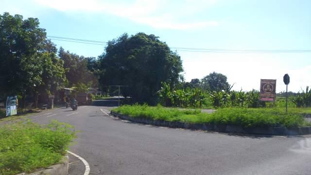 Дорога из Паданг Баи в Денпасар