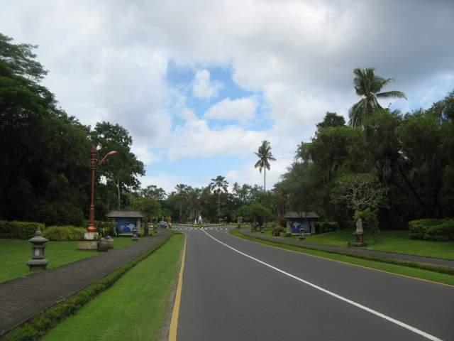 И вот она - Туристическая Резервация острова Бали