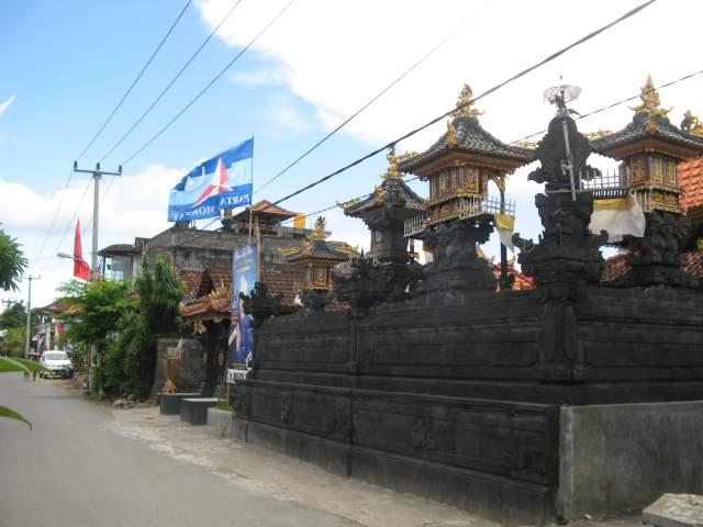 Снова Самый Север Танджунг Беноа, и храм там