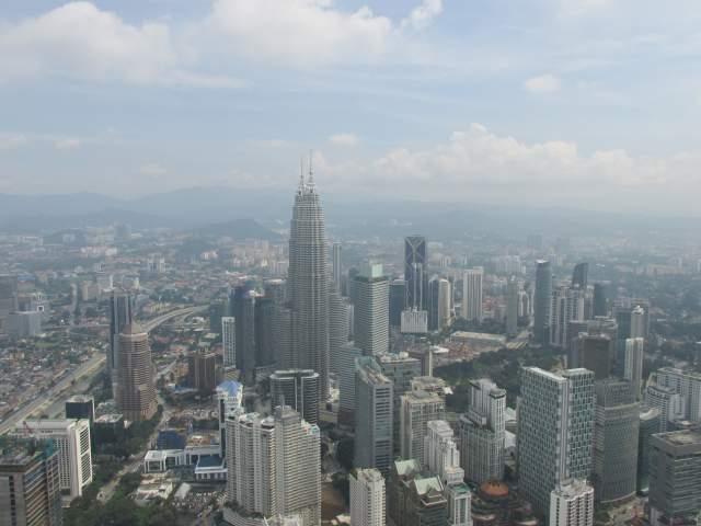 Ну и ещё будет Куала Лумпур