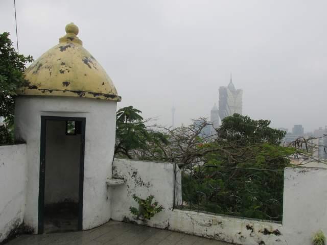 Караульная башенка Форта
