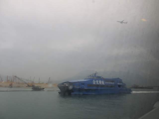 Гонконгский транспорт)))