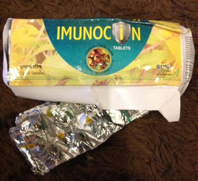 100 таблеток (10 блистеров по 10 табл) за 60 руп. Брала для повышения иммунитета.