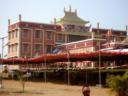 монастырь Дзонкар Чоде, Хунсур