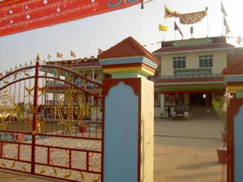 монастырь Гьюдмед, Хунсур