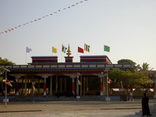 монастырь Сера-Че, Билакупе
