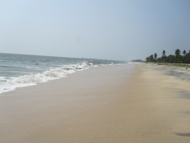 пляжи алеппи