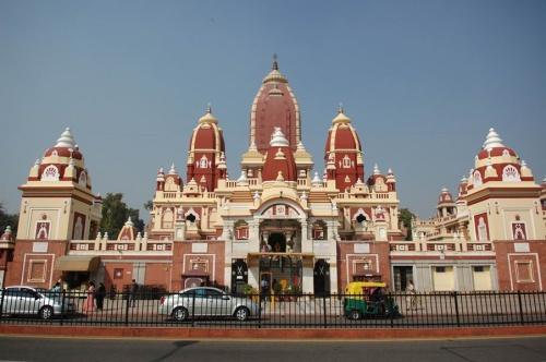 Lakshimi Narayan Birla Temple