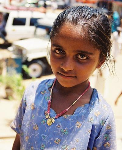 """Из серии """"Южная Индия: Лица """""""