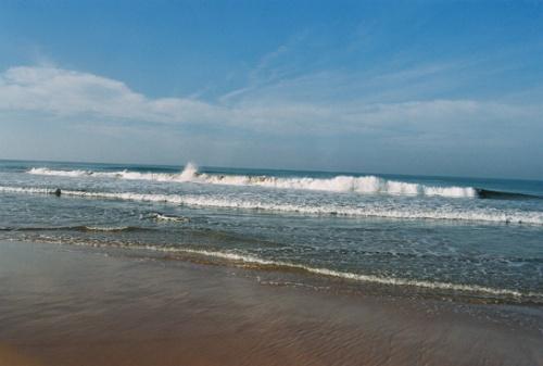 Вечная прелесть Ланки - океан (Бентота)