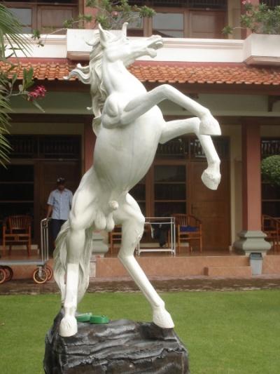 и конь!!!