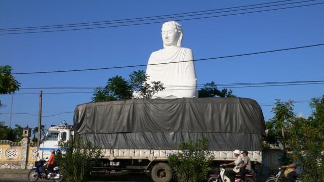 Suburban Buddha
