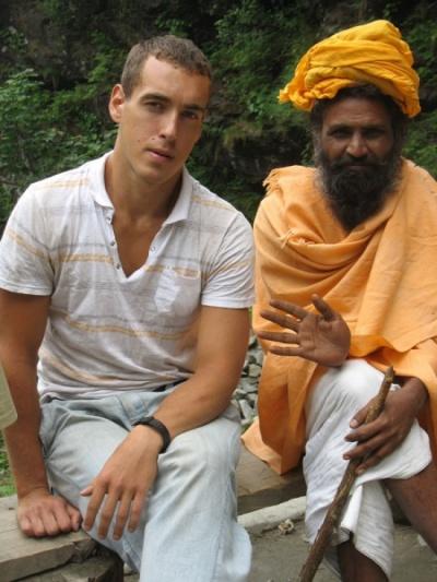 Привет из Индии!