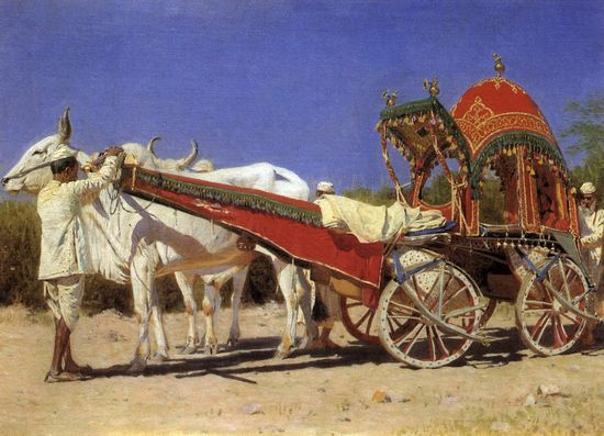 Повозка. 1874-1876