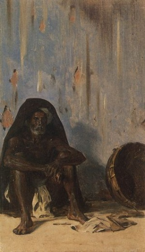 Кули (Носильщик). 1875