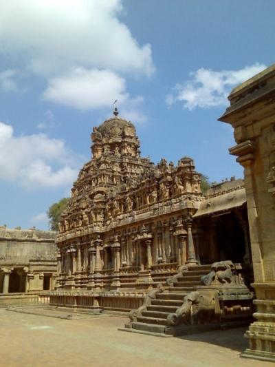 Очень красивый храм Субраманьяма