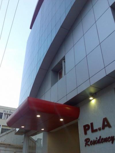 Отель PL.A Residency
