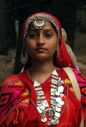 Гималайская красавица