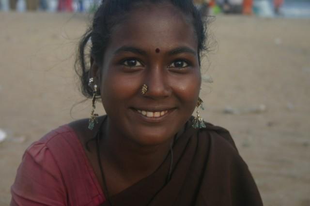 Тамильская красавица