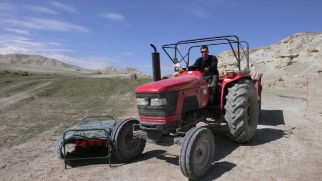 тот самый трактор
