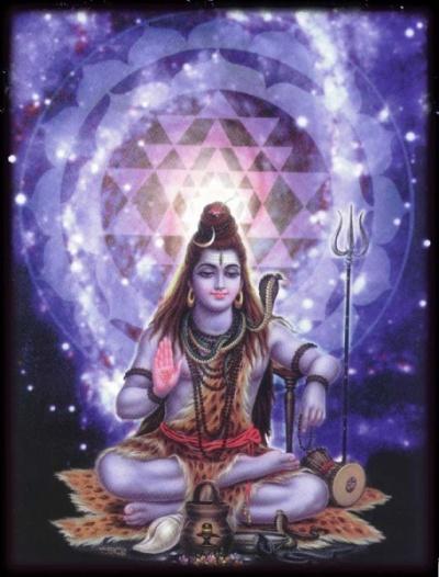 Shiva mandala