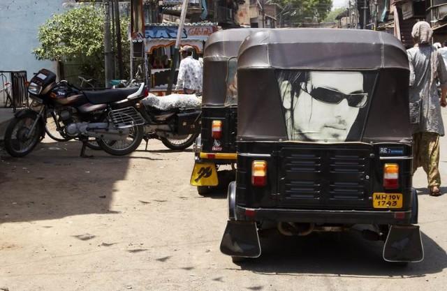 Рикша в Бусавале