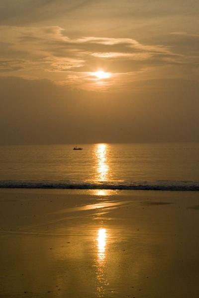 Южно-китайское море. Остров Путуошань