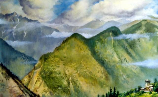 Вриндаван: Гималаи