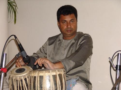 Ustad Zakir Khan. Сфоткал на концерте в Орхиде.