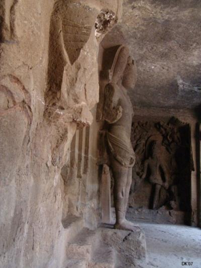 Храм Шивы на Элефанте.