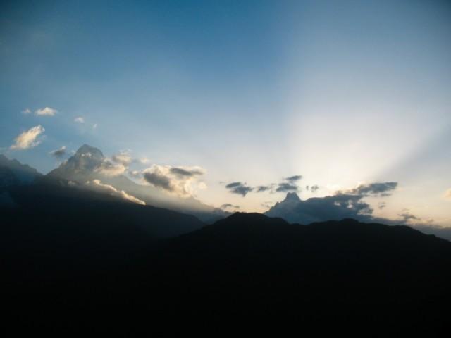 восход на пун хилл