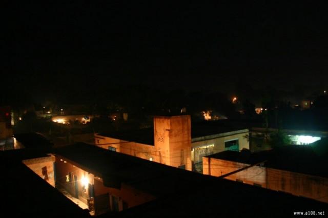 Ночной Вриндаван