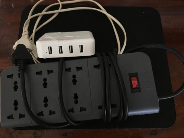 Потери от скачка электричества с сети