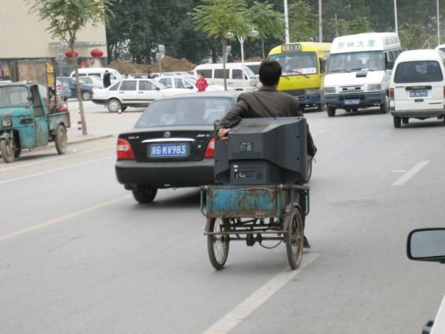 "Пекин_""грузовая рикша"""