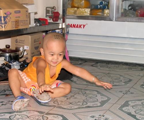 Мальчик в Хюэ