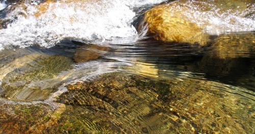 вода, полосками, лентами, такая странная, завораживающая