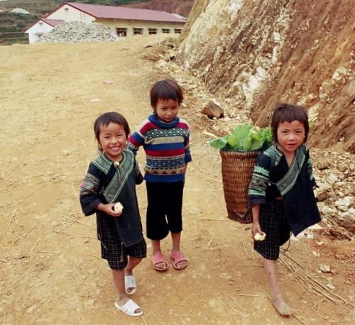 Дети. Фото Эла.