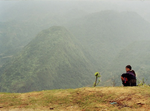 """Как же здорово вот так присесть отдохнуть с видом на """"спокойствие гор"""" фотал Эл."""