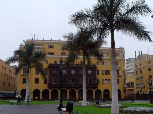 Plaza de san Martin