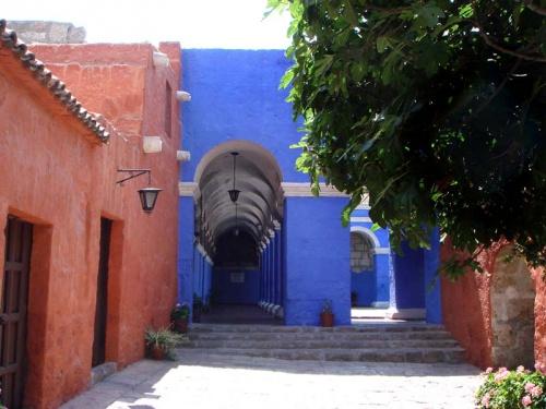 монастырь Santa Katalina
