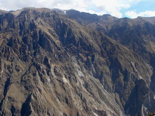 каньон Колка: тут ждали кондоров