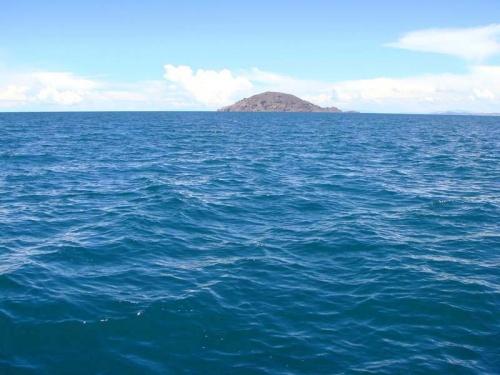 вот он - остров Аманти!
