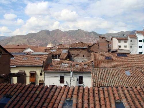 черепичные крыши Куско